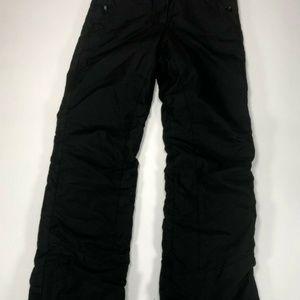 Polar Edge Ski Snow Pants Boys Black Size 10-12